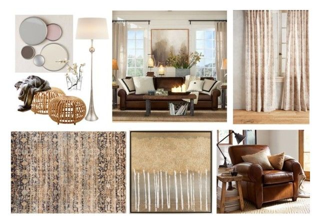 Living By Colyflower On Polyvore Featuring Interior Interiors Design Home Decoratinginterior