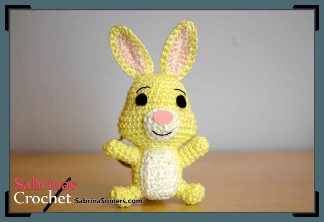 Crochet pattern Rabbit | Winnie de pooh, Patrón gratis y Conejo