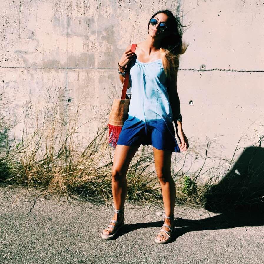 RÜGA FLASH SS16    JUMPSUIT ref.2517#ruga #ss16 #flash #spring #summer #colours #woman #streetstyle  #fashion #jumpsuit #elena