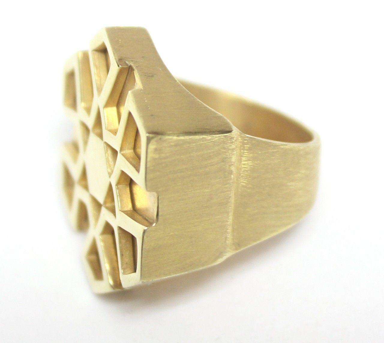 Erika Peña - Tia Ring, $218.00 (http://www.erikapenashop.com/tia-ring/)