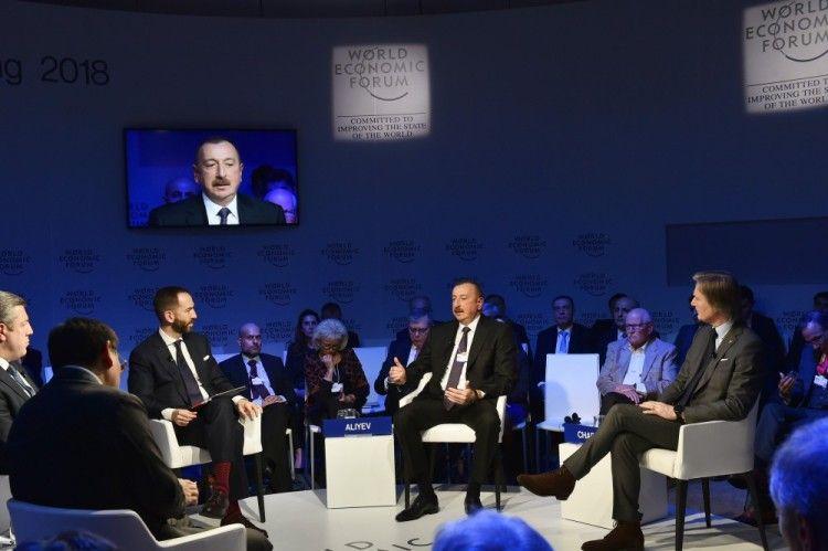 Davos Sirləri Novator Az Davos Talk Show Scenes