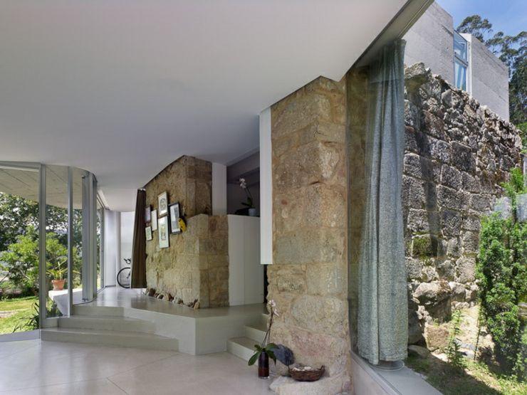 Exemple créative d\u0027une maison à rénover en Espagne - Exemple De Facade De Maison