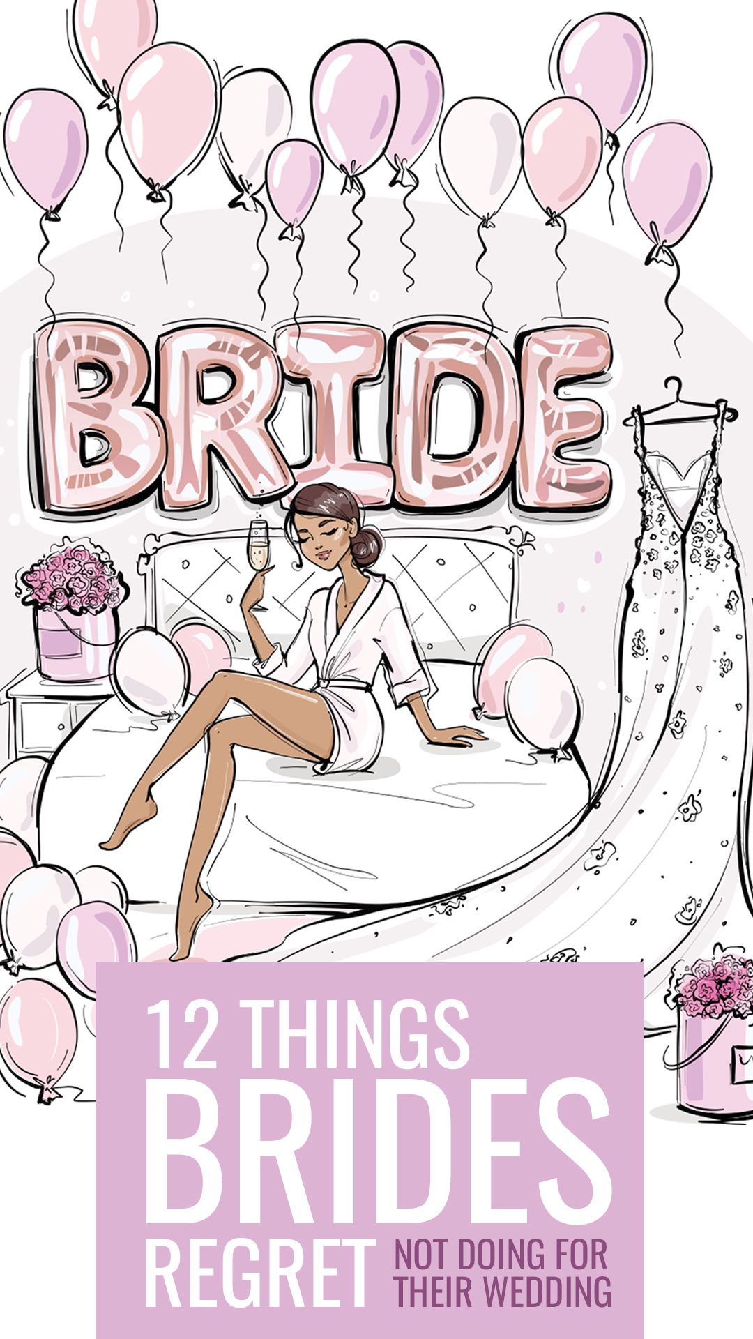 Advice From Real Brides + PRO Tips