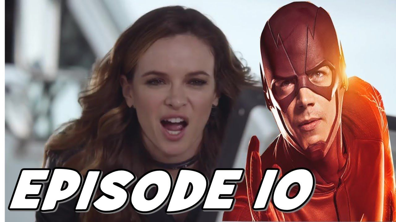 The Flash Season 4 Episode 10: Review, Easter Eggs, Heroes