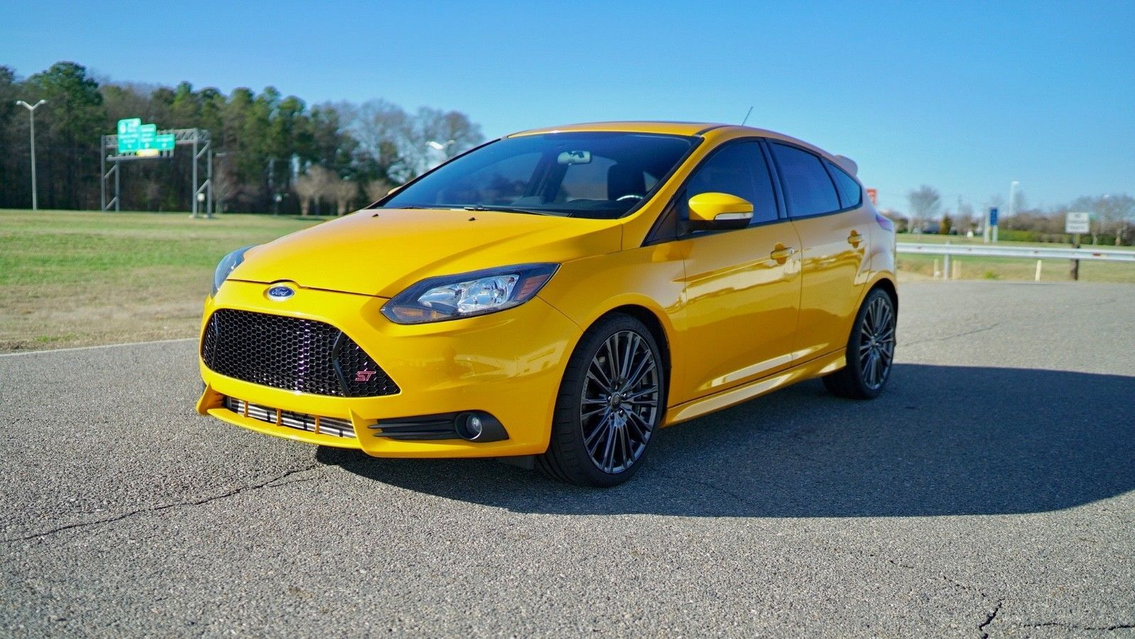 2013 Ford Focus Lots Of Upgrades Focus St Upgrades Turbo Rs