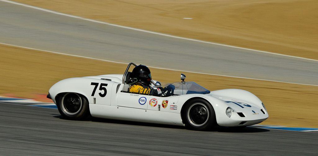 Alle Größen | 1964 Elva-Porsche MK-7 | Flickr - Fotosharing!