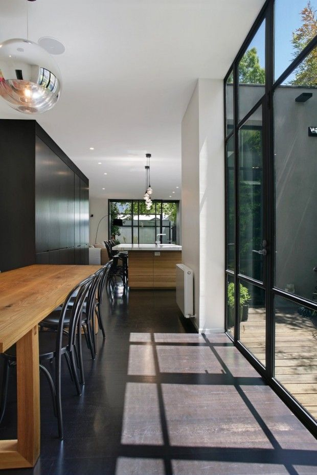 Fitzroy Residence par Carr Architecture Fitzroy Residence