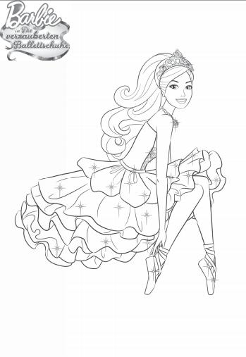 Barbie Sapatilhas Magicas Para Colorir Pesquisa Google Xv