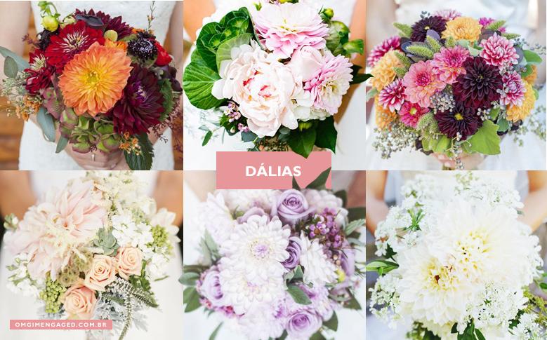 Tendências em Bouquets de Noiva para 2016. - OMG I'm Engaged