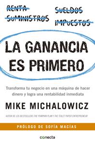 Read Libro En Lï Nea La Ganancia Es Primero Pdf Epub Mobi Pdf Epub Mike Michalowicz Libros De Finanzas Finanzas Personales Consejos De Finanzas