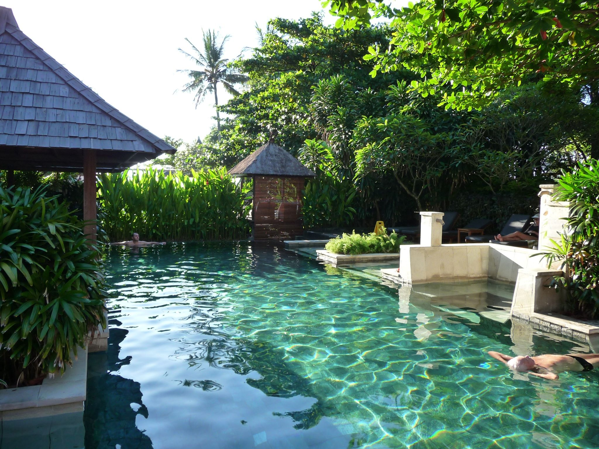 Pool at Bali Gardens Hotel Kuta Bali | Hotel Pools | Pinterest ...