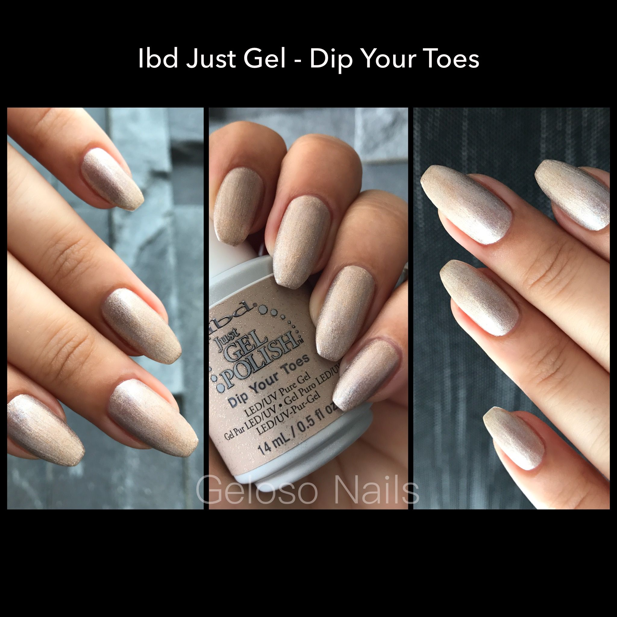 Ibd just gel polish dip your toes | Ibd Just Gel Swatches | Pinterest