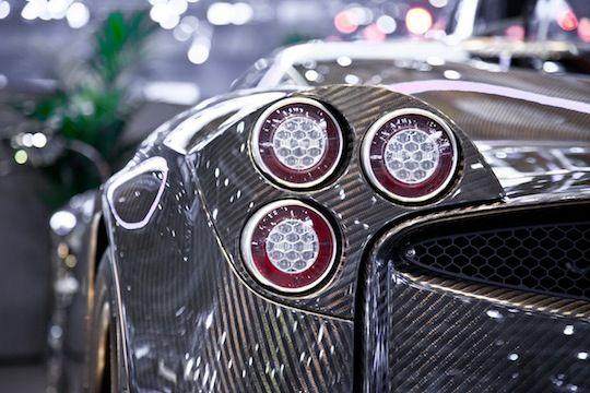 Pagani Huayra Carbon Fiber | Carbon fiber, Pagani huayra and Cars