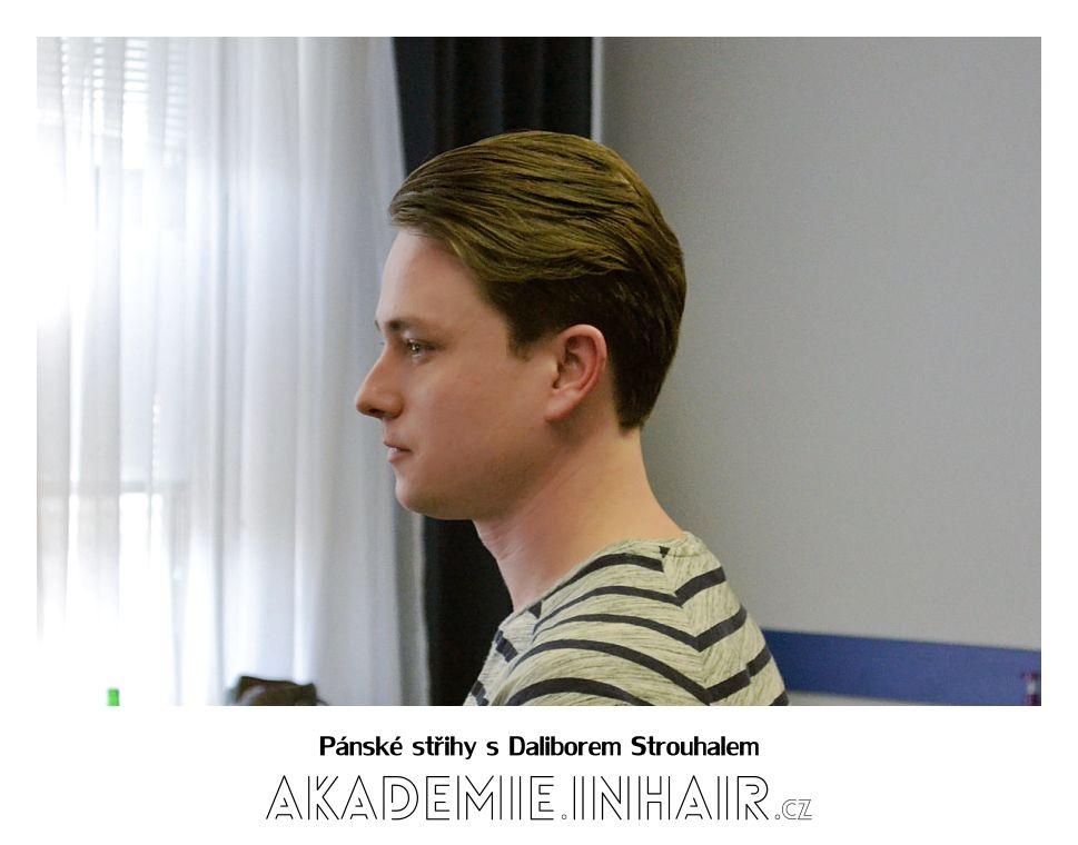 ... Pánské střihy s Daliborem strouhalem uživatele INhair.cz. Navštívit 2871152c1ff