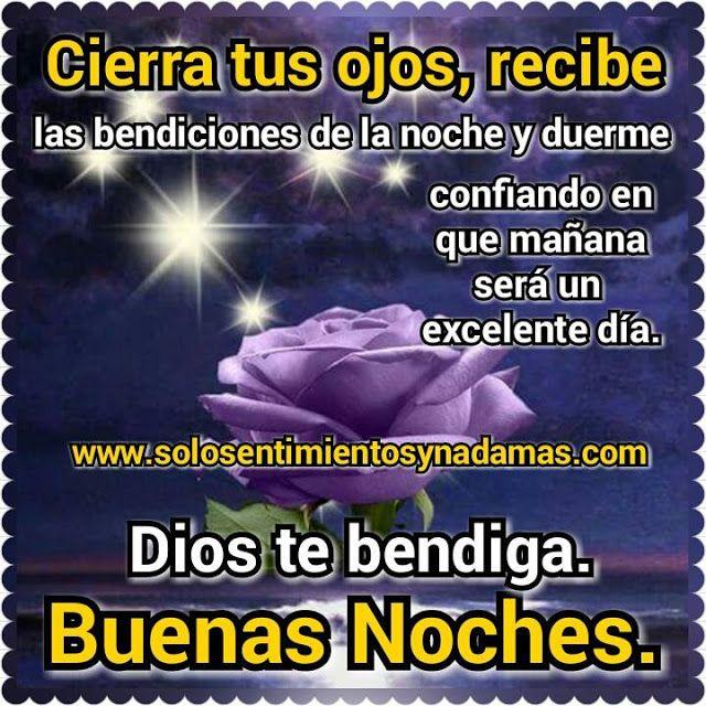 Buenas Noches Buenas Noches Frases Buenas Noches Dulces Suenos Buenas Noches Papa