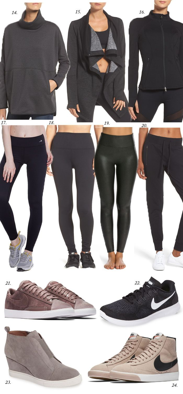 Athleisure Capsule Wardrobe for Fall | Fashion | Style Your Senses