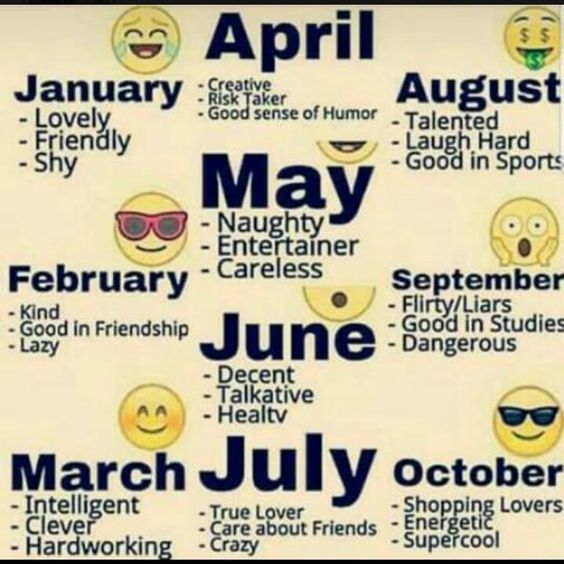 Mine Is September Friends Quotes Funny Birth Month Quotes Funny Quotes About Life
