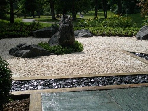 Japanese Garden - asian - landscape - grand rapids - Cathy Warner