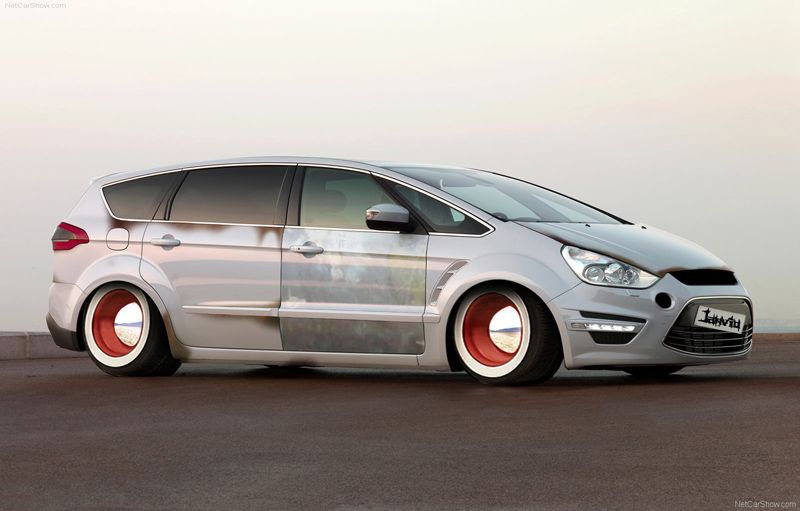Ford Smax Tuning 2 Ford Bike Car