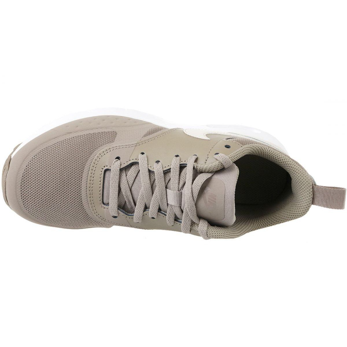 Buty Nike Air Max Vision Gs Jr 917857 200 brązowe   Buty
