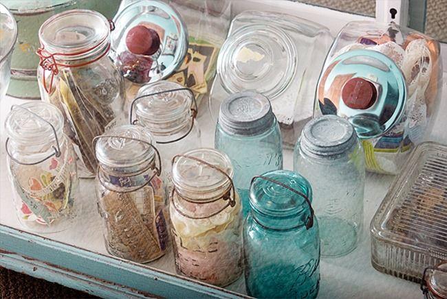 Craft Room–Vintage Style - EverythingEtsy.com