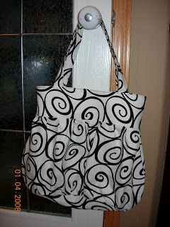 My very first tutorial - YAY! I found this bag at Shopko that I really liked, so I decided to make a pattern based on it. And since I have u...