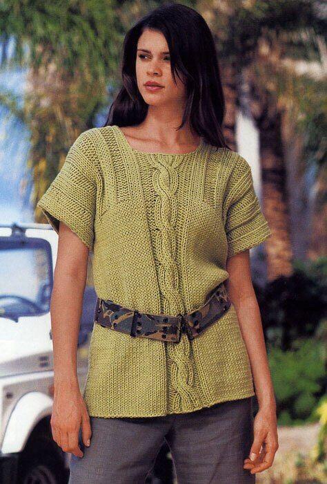 Схемы вязания крючком пальто для женщин - описание
