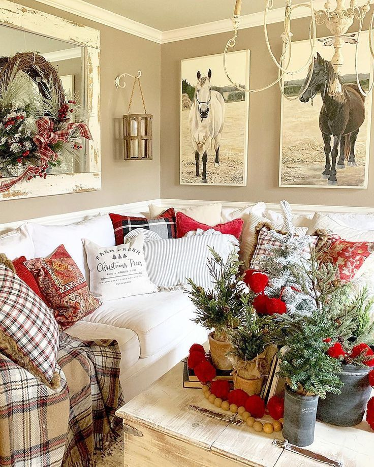 Christmas decor #christmasdecor #farmhousestyle #christmas