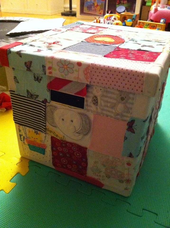 Memory boxes made from Baby clothes - by Emily Hunter-Higgins ... : quilts made from baby clothes uk - Adamdwight.com