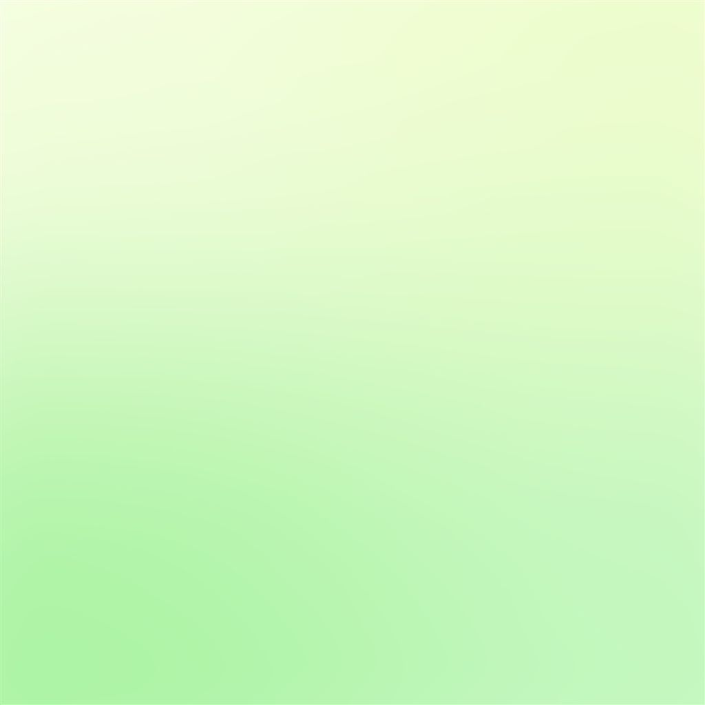 Light Pastel Green Gradation