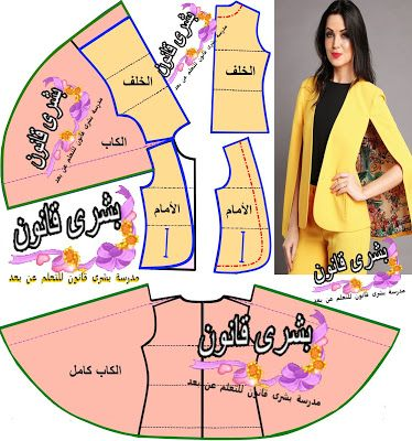 Photo of Bushra Law for Tailoring and Sewing: Anatomy of the Blazer …
