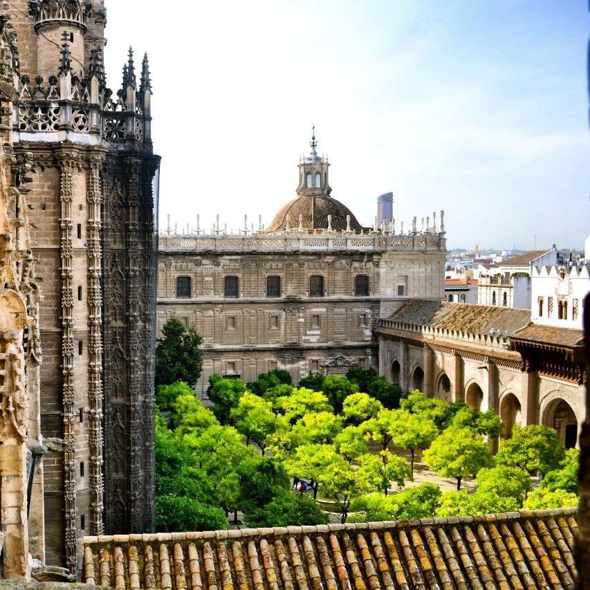 Pin En Disfruta Sevilla