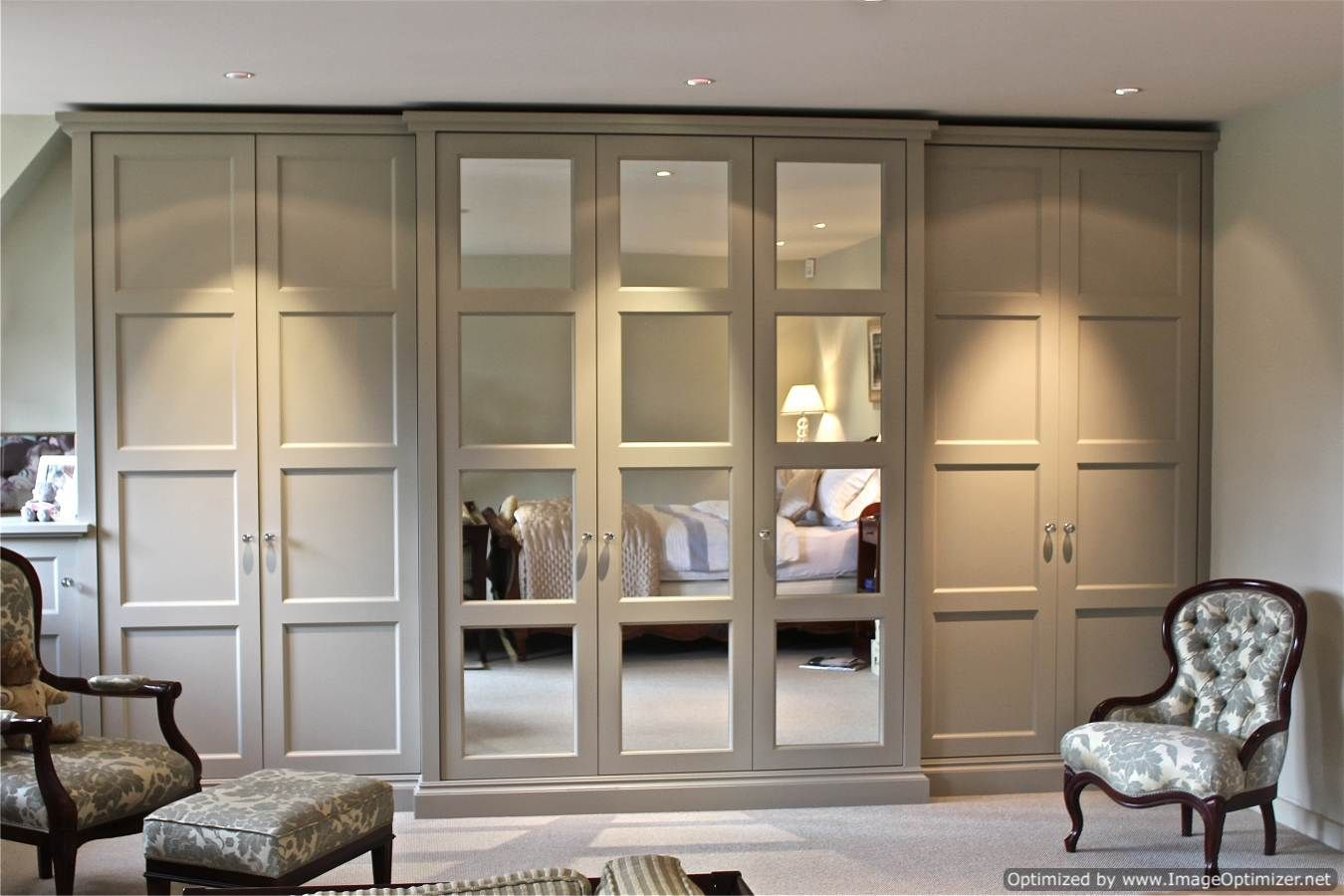 Shaker Wardrobe Doors | Just Wardrobe Doors