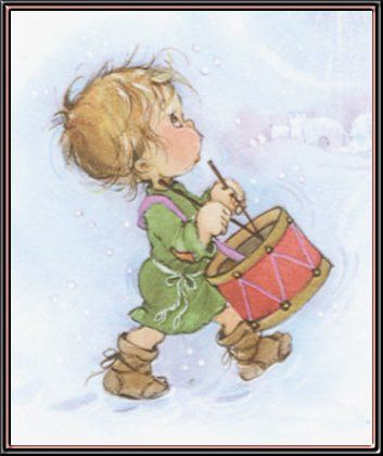 Christmas Drummer Boy.Little Drummer Boy One Of My Fav Christmas Song Come They