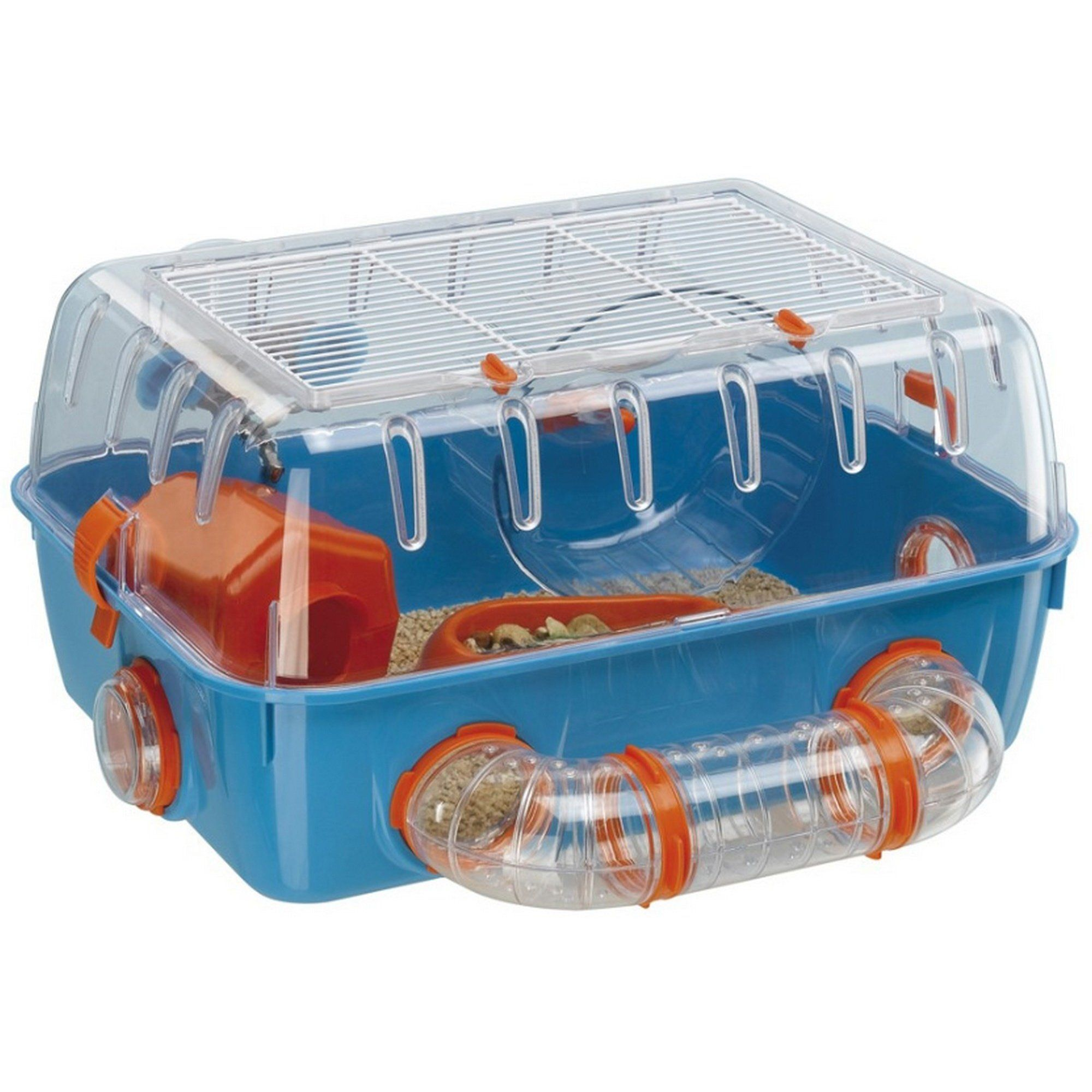 Ferplast Combi 1 Hamster Cage One Size Multicolored