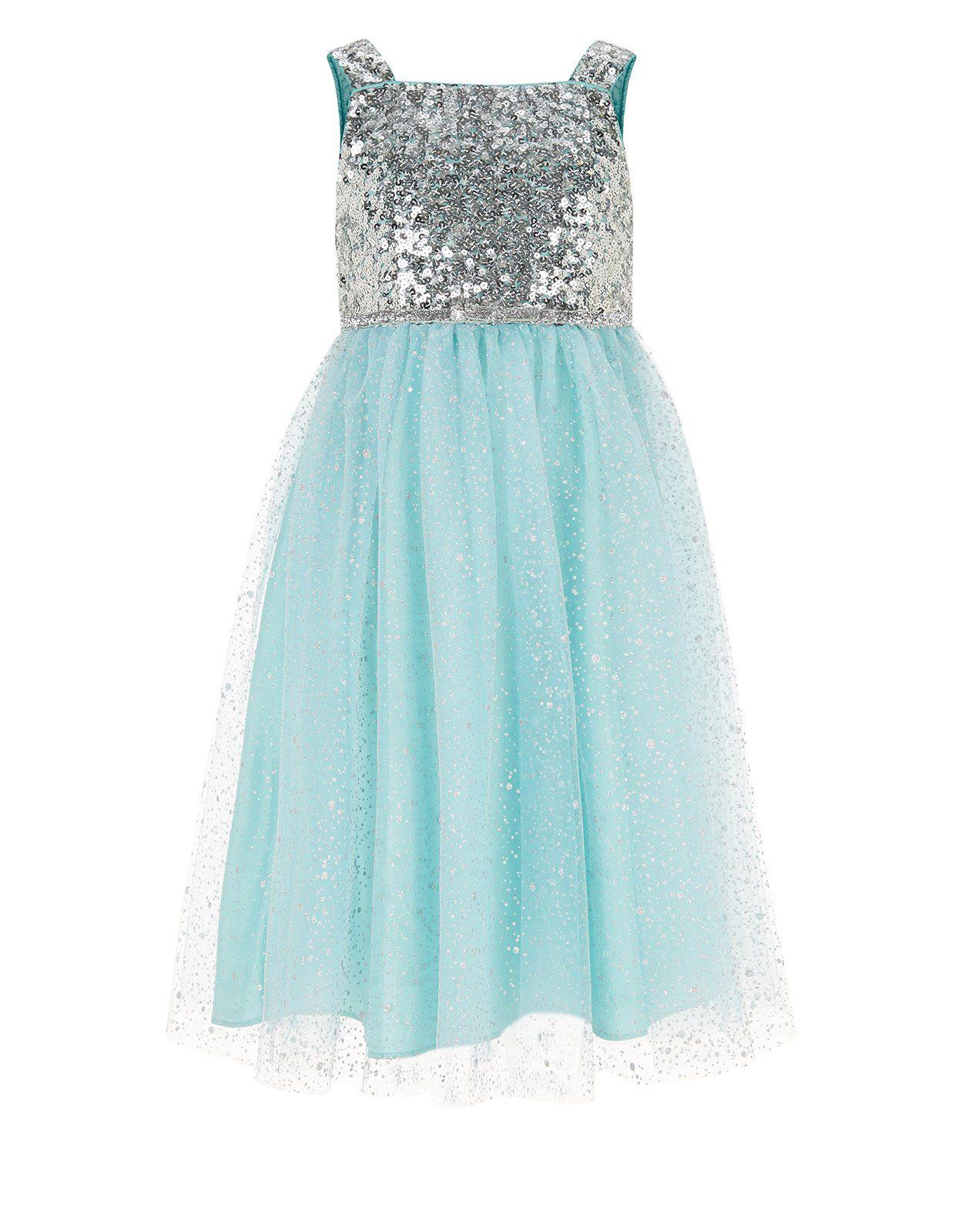 Amazon.com: Monsoon Girls Emile Dress: Clothing | Rachel\'s Dress ...