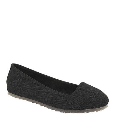 Another great find on #zulily! Black Fish Tales Opel Flat #zulilyfinds