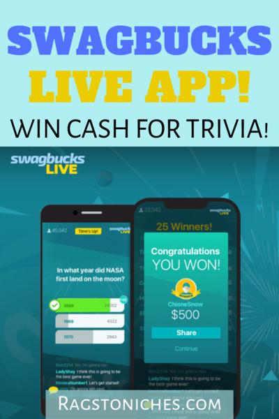 Swagbucks LIVE App Review Free Cash For Trivia? Make