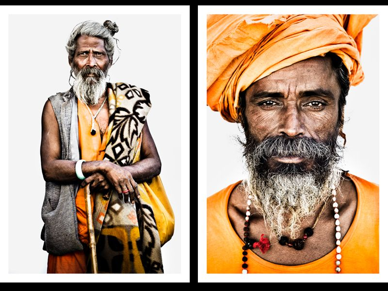 holy men, nepal