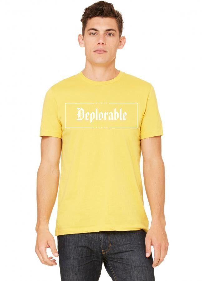 Deplorable Tshirt