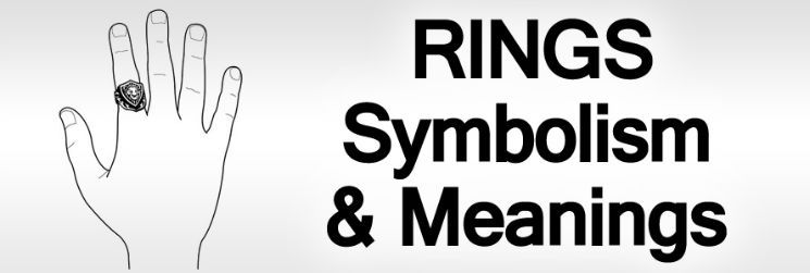 Rings Placement Meaning