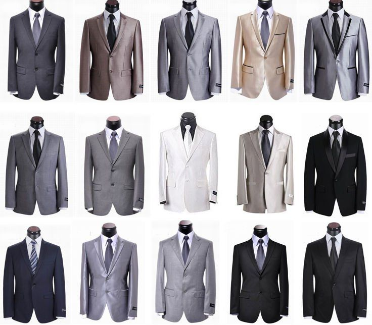 Looking good in these stylish suits. | Suits | Pinterest
