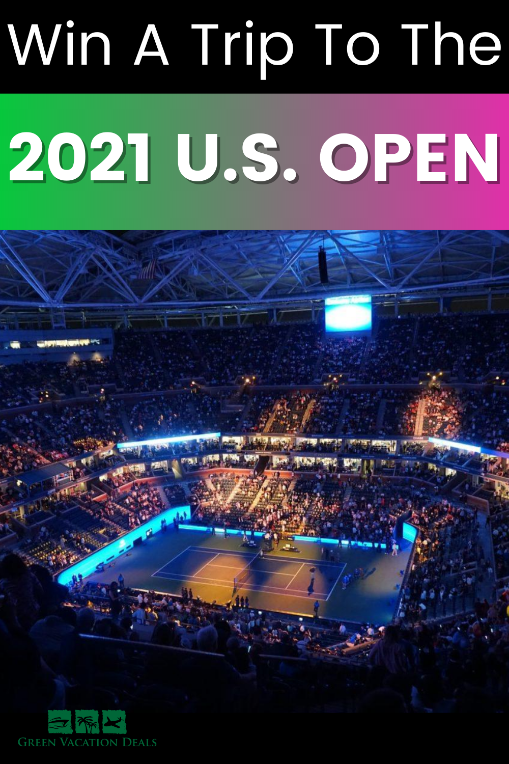 Enter Kim Crawford - 2021 U.S. Open Tennis Championship Sweepstakes & win round trip airfare for 4 to New York City, 3-night hotel stay & check. ARV=$13,520 #USOpen #Tennis #Sweepstakes #NYC #NewYork #NewYorkCity #travelforfree #freetravel #giveaway #contest #budgettravel #tennisfan #lovetennis #tennislife #budgettraveler #cheaptravel #travel