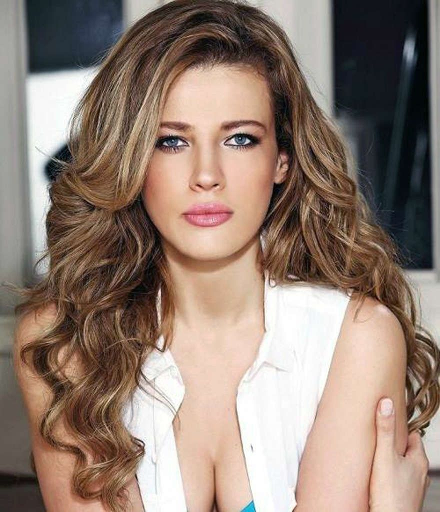 Best Hair Color For Warm Skin Tones And Blue Eyes Best Hair Color Gray Cove Hair Color Light Brown Brown Hair With Blonde Highlights Hair Color For Fair Skin