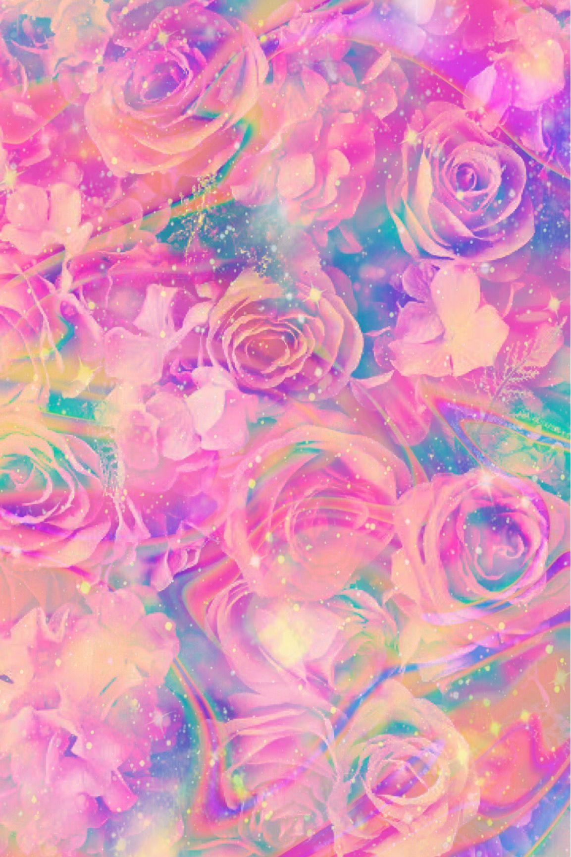 Rainbow Rose Water Galaxy Wallpaper Butterfly Wallpaper Iphone Sparkle Wallpaper Butterfly Wallpaper
