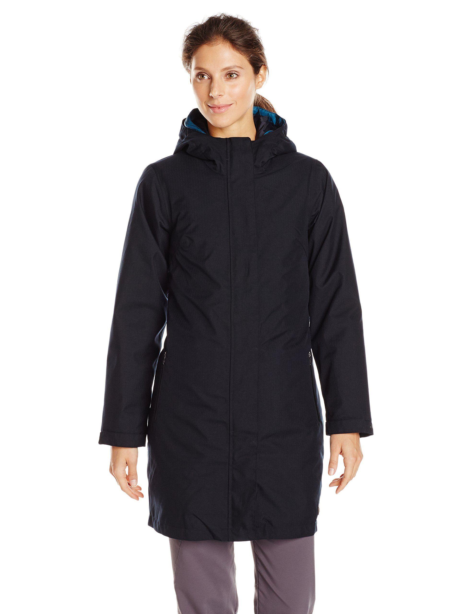 a912a961ea Merrell Women's Novaya 3-in-1 Coat, Medium, Black. Three-in-one ...
