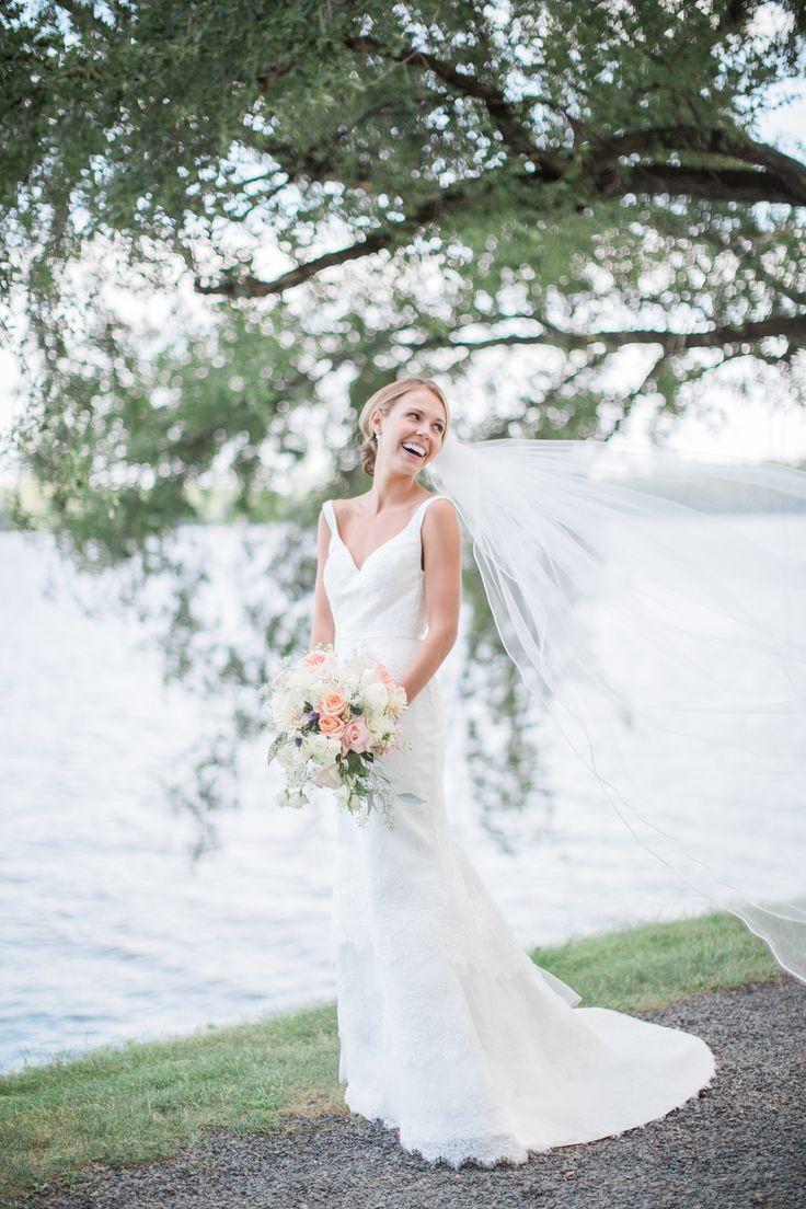 Romantic Summer Wedding at Glen Foerd on the Delaware - Philadelphia ...