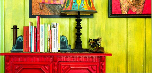 Decorating with Color  Bright Colors   Carla   Style   Eclectic Hall     Decorating with Color  Bright Colors   Carla   Style   Eclectic Hall