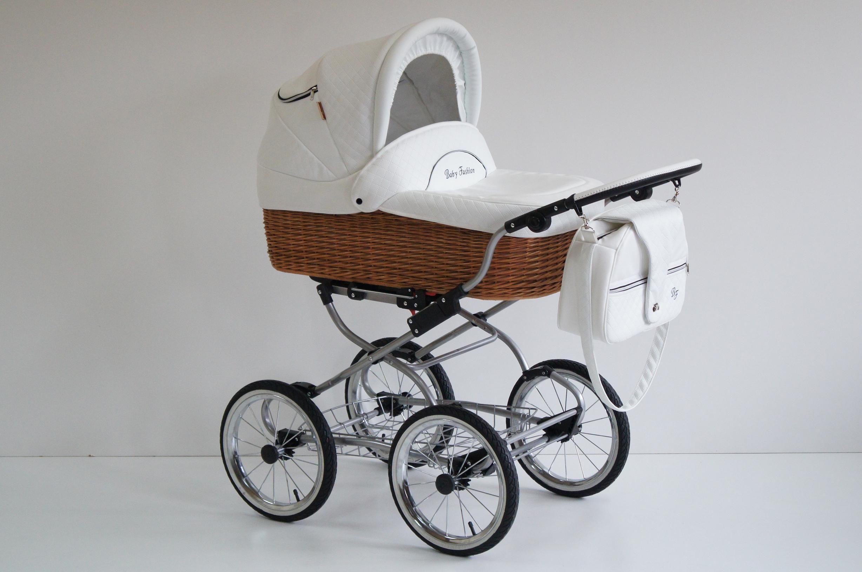 Wozek Dzieciecy Retro Piekny Eko Skora 5546459537 Oficjalne Archiwum Allegro Baby Buggy Prams And Pushchairs Baby Strollers