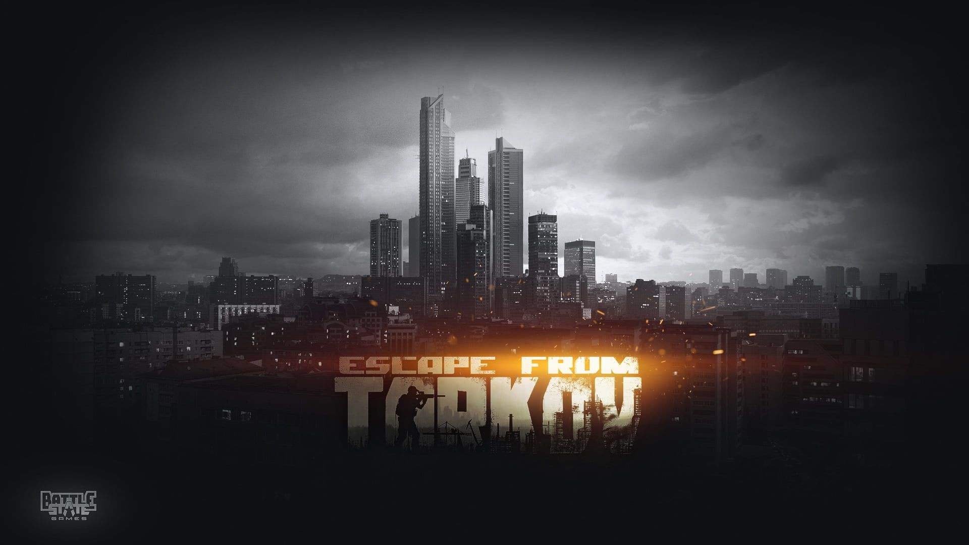 The City Battlestate Games Escape From Tarkov Eft Russia 2028 Tarkov 1080p Wallpaper Hdwa In 2020 Background Images For Editing Movie Posters Background Images Hd